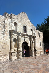 San Antonio: The Alamo - The Chapel
