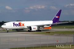FedEx Express B777-200F N843FD @ MUC