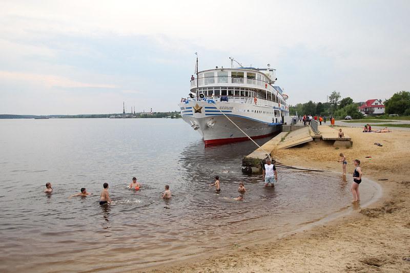 Москва - Казань по воде. День 7 - Городец, Чкаловск
