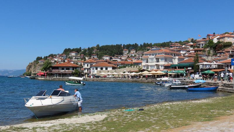 Que ver Lago Ohrid Macedonia 02