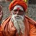 SADHU Varanasi India DSC_8429 by JKIESECKER