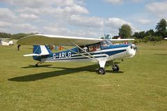 G-ARLG Beagle Auster D.4-108 Popham 140609