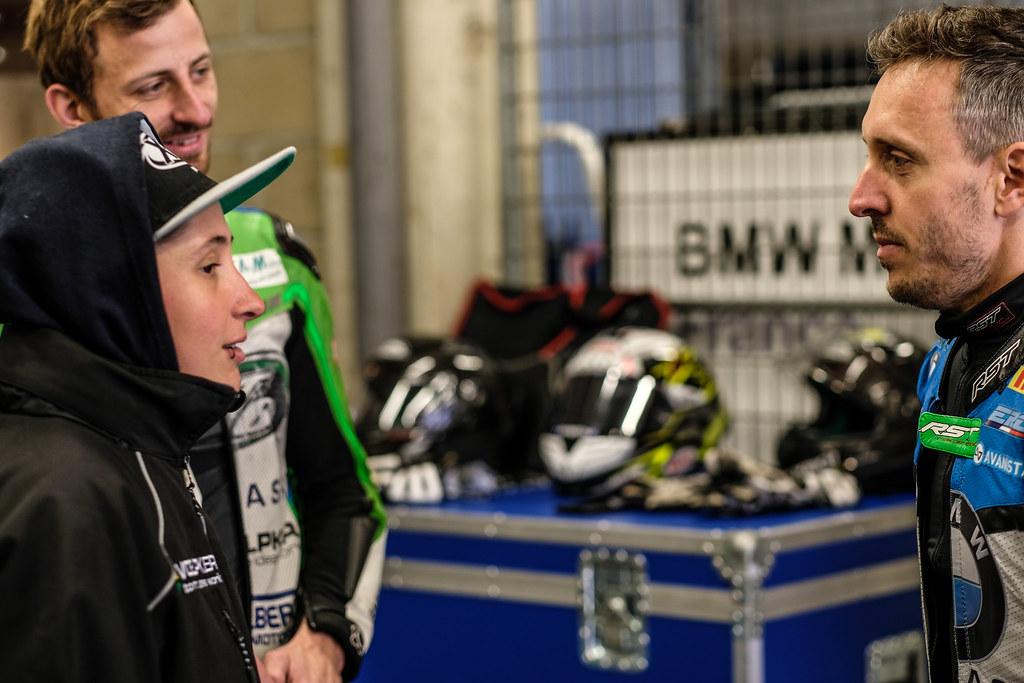 24,Heures,Mans,Motos,2018,Test,Days,Team,Nrt48
