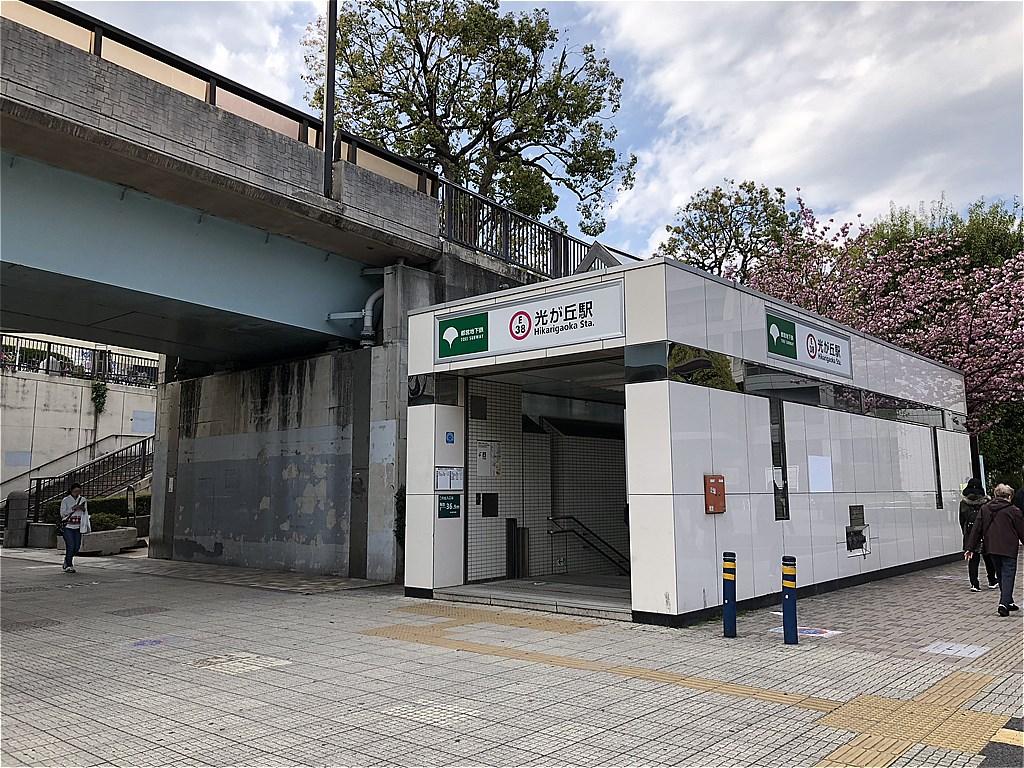 20180408_大江戸線一周ラン (21)