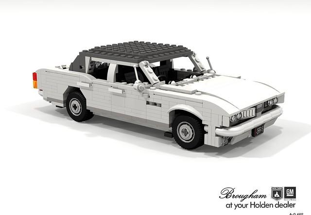 Holden HK Brougham (1968)