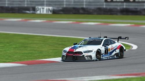 rF2 BMW M8 GTE 3