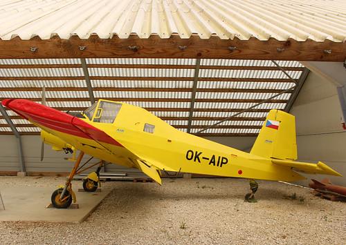 OK-AIP Z-37 Tartu-Museum 20-05-18