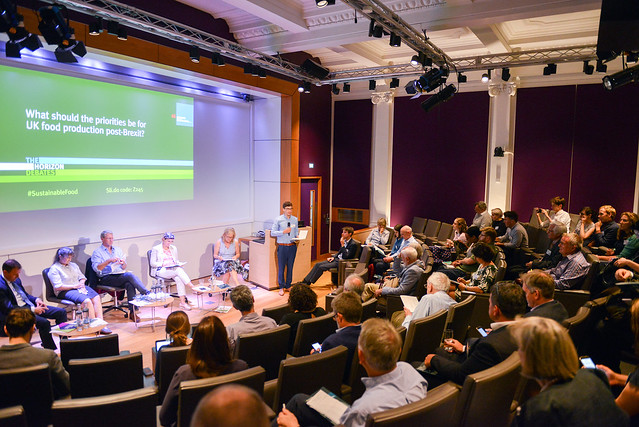 Horizon debate: What should the priorities be for UK food production post-Brexit? 11 June