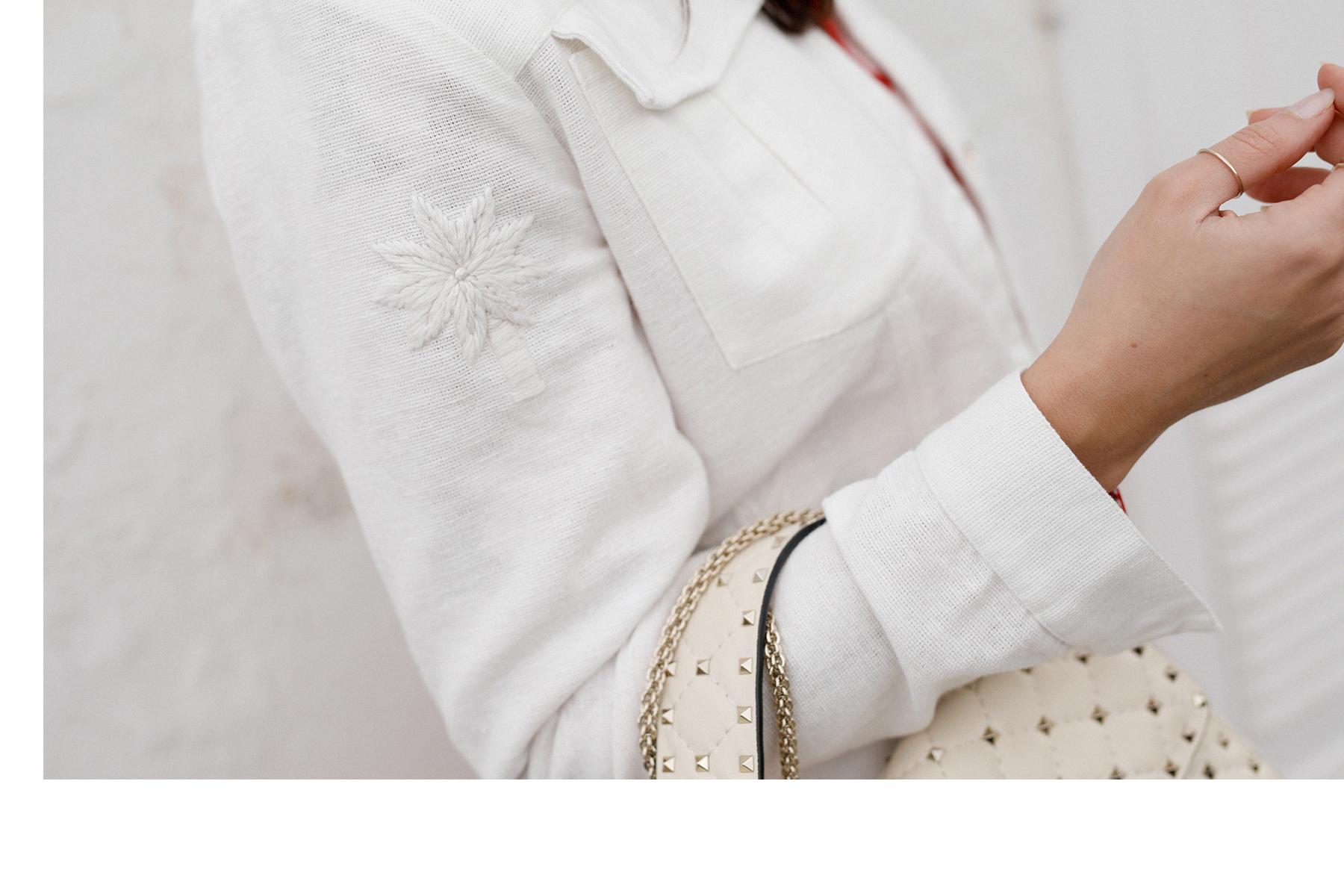 fabienne chapot lobster shirt slippers red white style mallorca cala d'or spain summer fashion spring 2018 modeblog modeblogger catsanddogsblog ricarda schernus styleblogger german fashionbloggers max bechmann fotografie düsseldorf 4