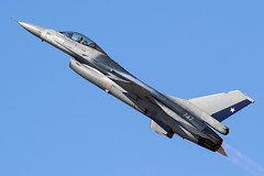 747 / Chilean Air Force / General Dynamics F-16AM Fighting Falcon