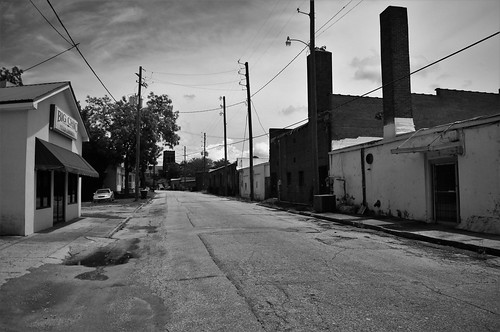 alley in roanaoke, alabama
