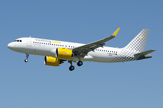 F-WWIR - Airbus A320-271 NEO - Vueling - msn 8181