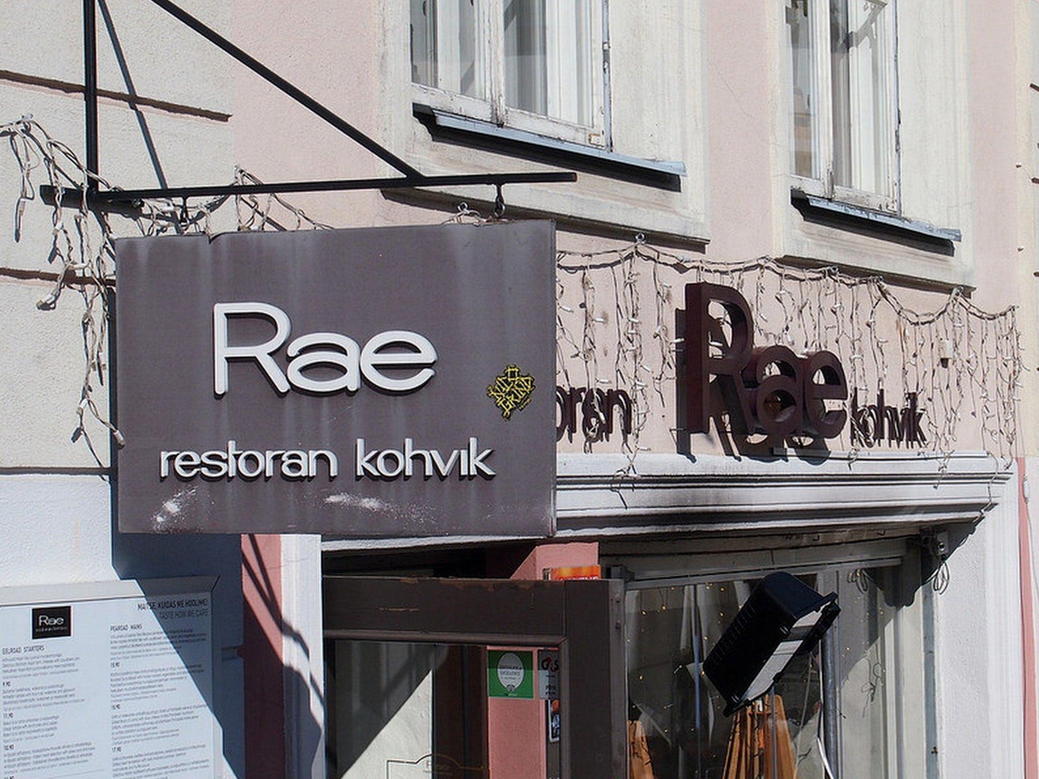 Restonran Rae