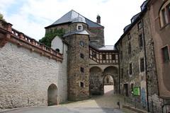 Vogtland 2018 - Burg Mylau, Göltzschtalbrücke, Schloss Netzschkau