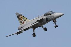 9235 Saab JAS 39C Gripen Czech Air Force @ Radom EPRA