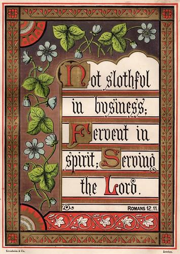 1871 Romans 12:11