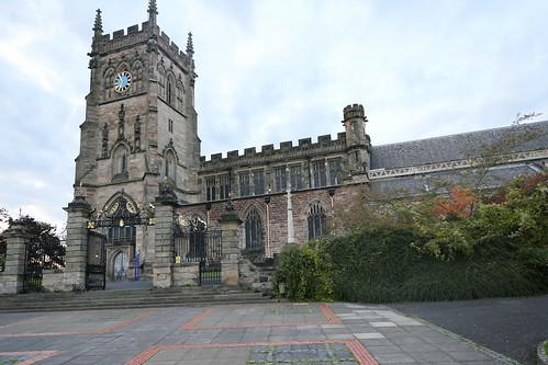Kidderminster, Church of St Mary & All Saints