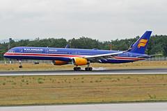 Icelandair Boeing 757-3E7 TF-ISX Þingvellir FRA 15-06-18