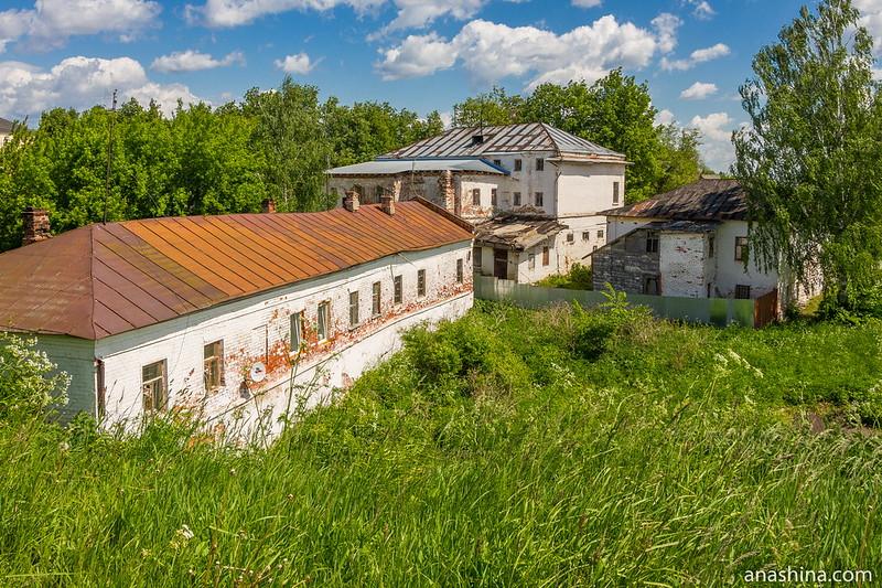 Усадьба фабриканта Лужнова, Суздаль