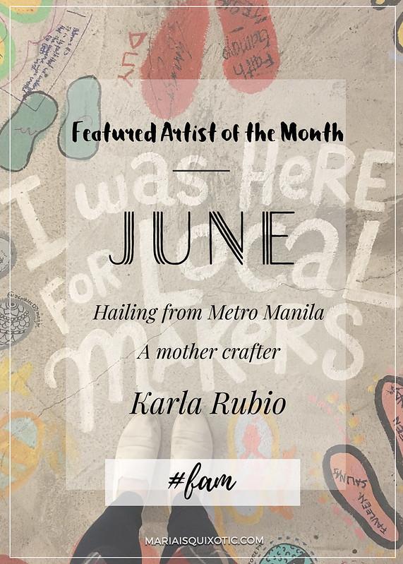 FAM June - Karla Rubio