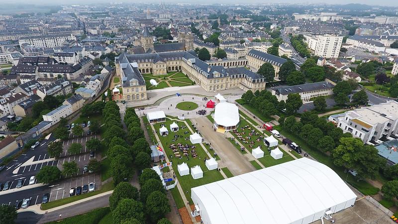 Normandie Pour la Paix - 7 juin 2018