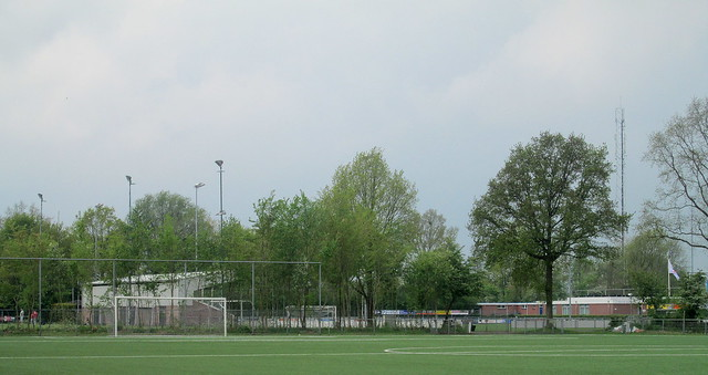 Football Ground, Surhuisterveen