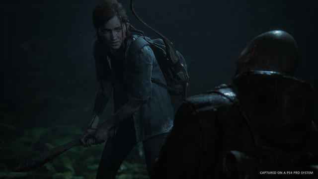 #E3 2018 The Last of Us Part II Screens & Artworks