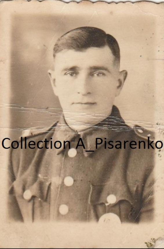 Василий Горецкий с. Печенежин (Ивано-Франковская область)