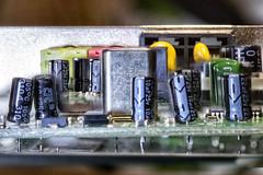 Circuit board focus stacking