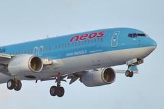Neos Boeing 737-86N I-NEOT