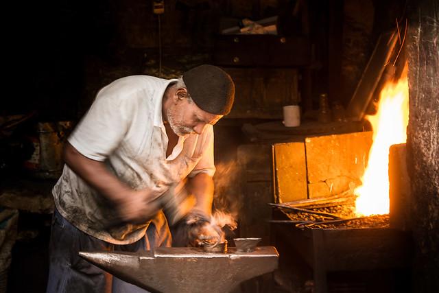 Blacksmith - Cairo, Egypt