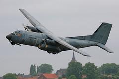 R51 C-160 Transall Armee de l´Air @ Cambrai-Epinoy LFQI