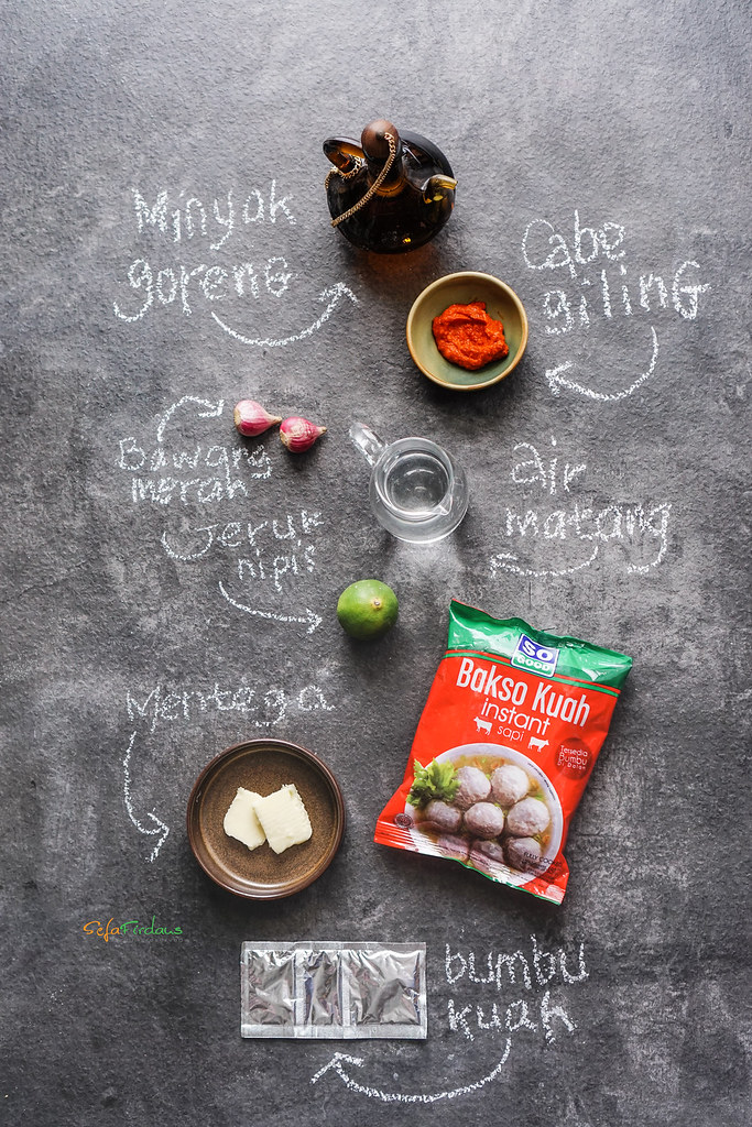 Baso-Pedas-Ingredients