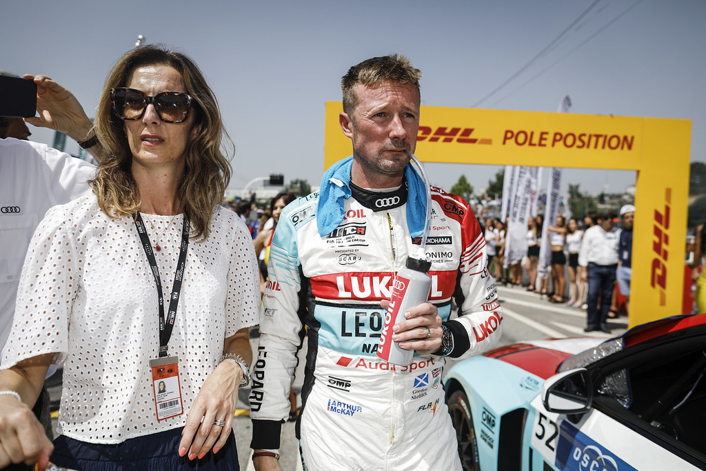 SHEDDEN Gordon, (gbr), Audi RS3 LMS TCR team Audi Sport Leopard Lukoil, portrait during the 2018 FIA WTCR World Touring Car cup of Portugal, Vila Real from june 22 to 24 - Photo Francois Flamand / DPPI