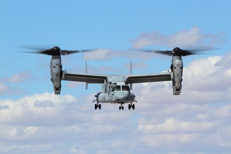 IMG_3303 MV-22B Osprey, MCAS Yuma Air Show