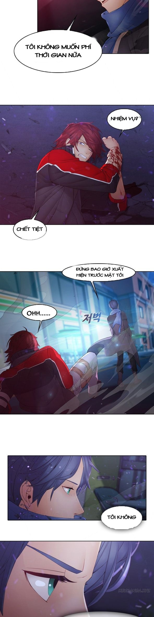 HentaiVN.net - Ảnh 13 - The Matrix - Chap 9