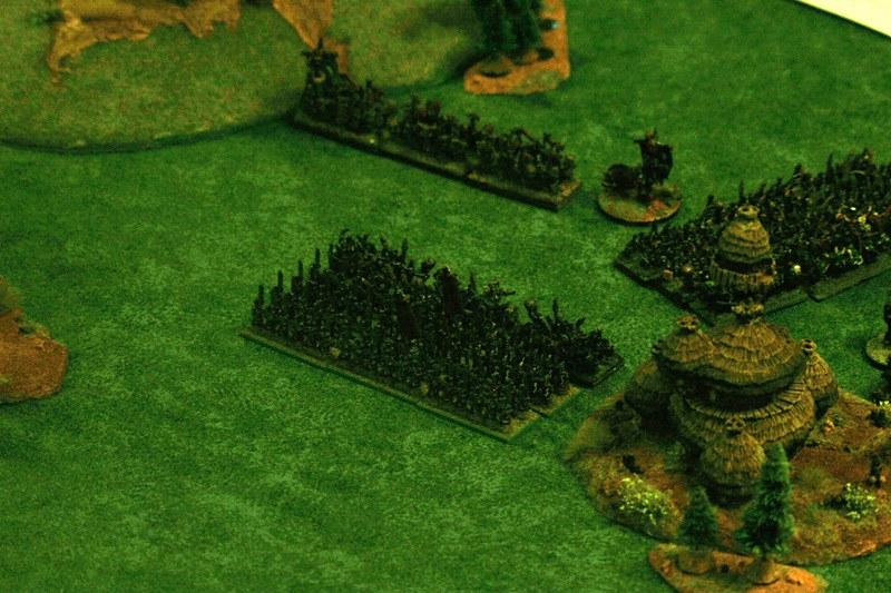 [1250 - Orcs & Gobs vs Elfes-Noirs] Attaque du village orc 26546483197_e42baf31c3_c