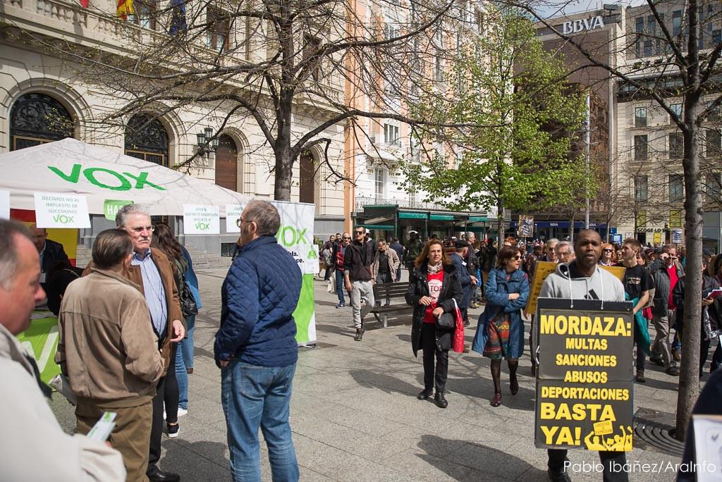 Cadena humana contra el racismo institucional_marca de agua_foto- Pablo Ibáñez