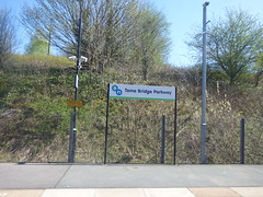 Tame Bridge Parkway Station