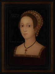 Anne Boleyn, Queen of England, and her kin