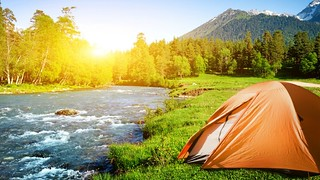 6 Things For Bikers Who Love Camping