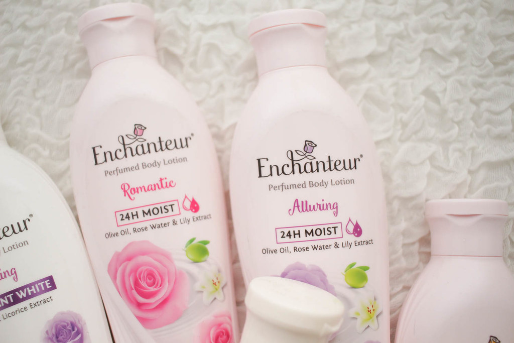 enchanteur body lotion alluring 1