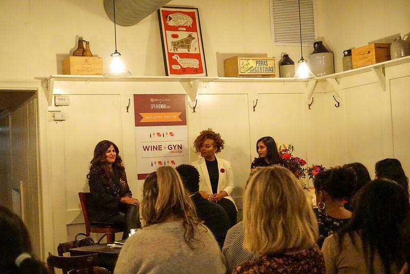 wine-gyn-event-speak-endo-speakers