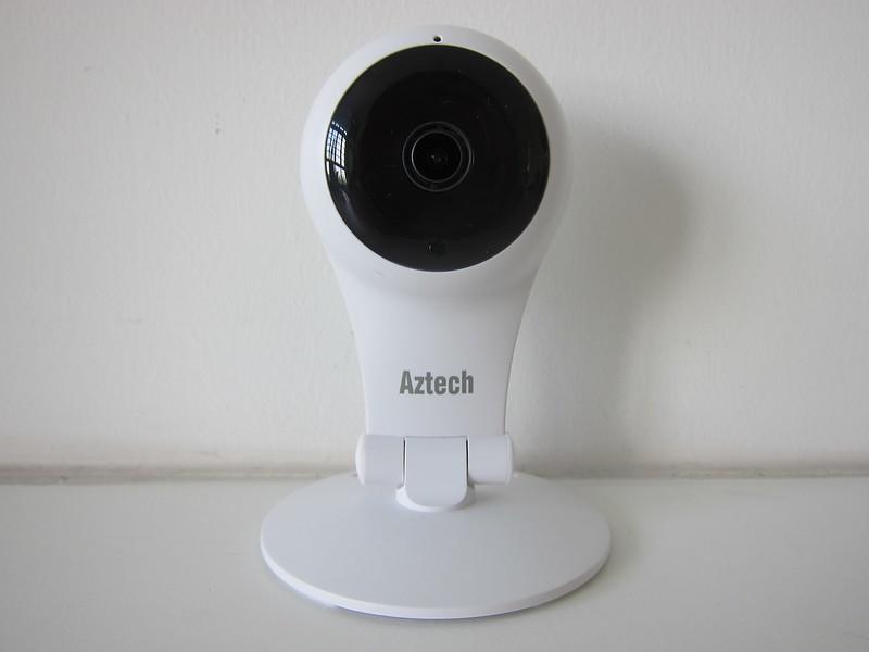 Aztech WIPC309HD Full HD Wireless IP Camera - Front