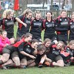 U18 Girls Cup Semi Final v HillJills Apr 18 SET 1 (Andrew Smith)