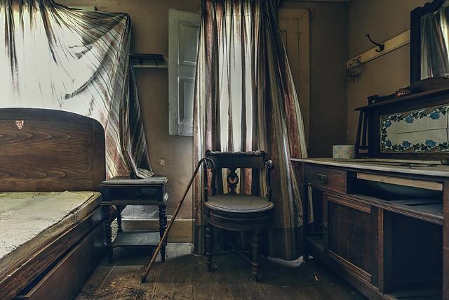 Grampa's room