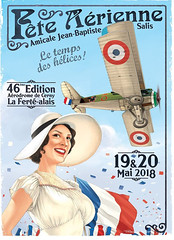 2018.05 FRANCE - CERNY - Meeting Aérien