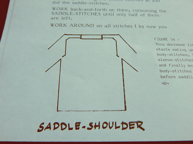 свитер-книжка