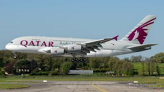 Qatar A380-861 msn 254