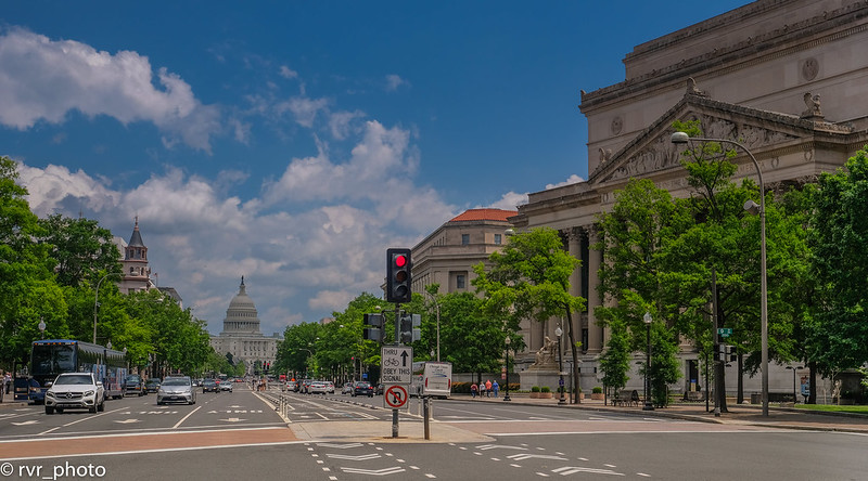 Federal Triangle, Washington DC